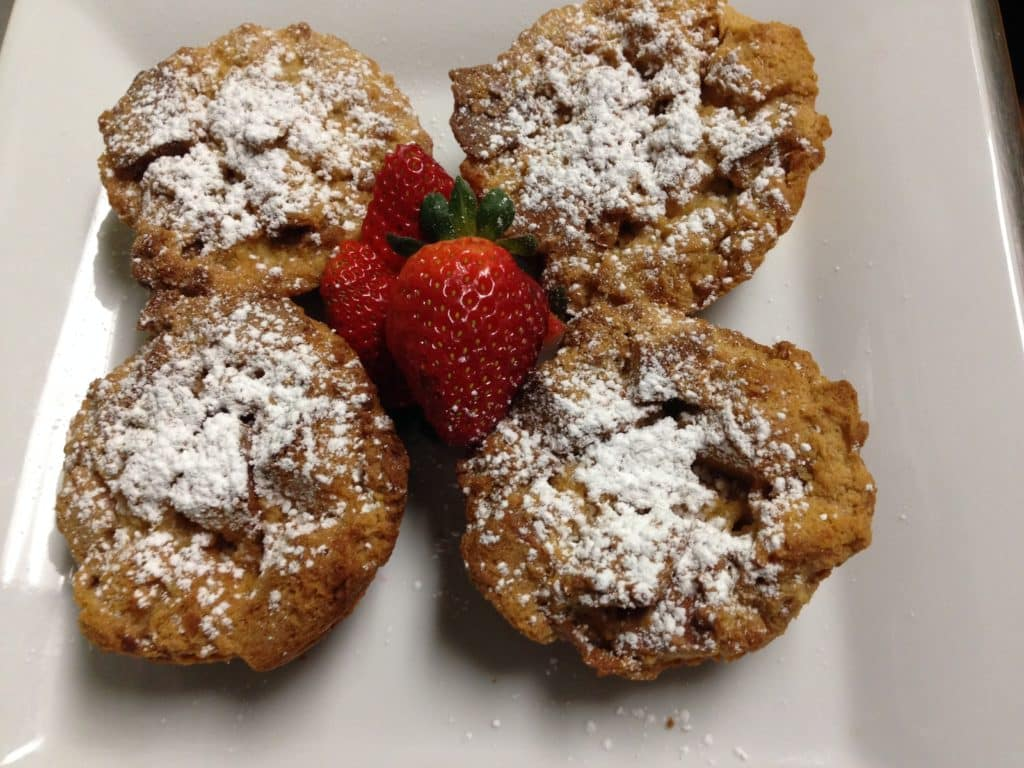 French Toast Popovers