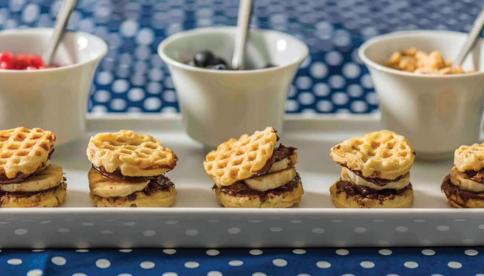 Corporate Breakfast Catering Ideas For Morning Meetings