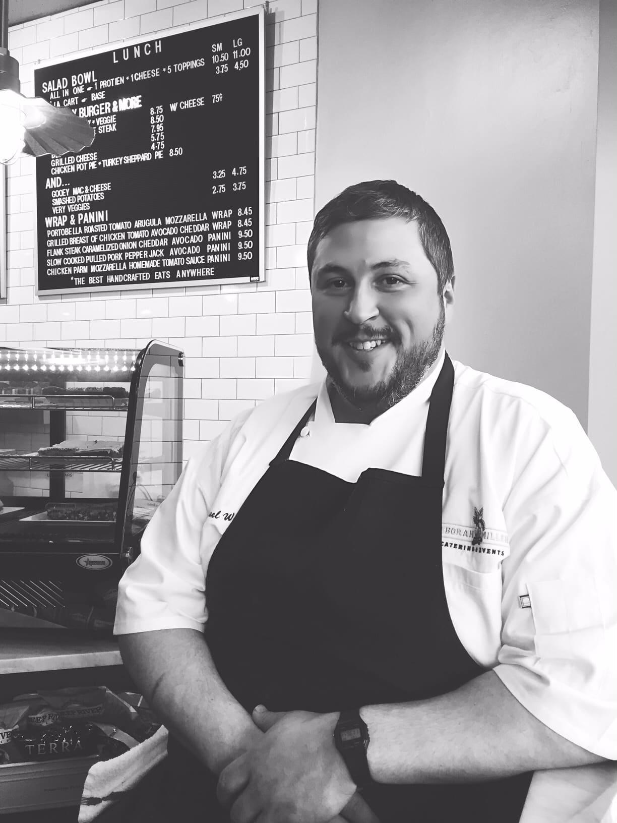 Meet Executive Chef Michael Wendt | Deborah Miller Catering & Events