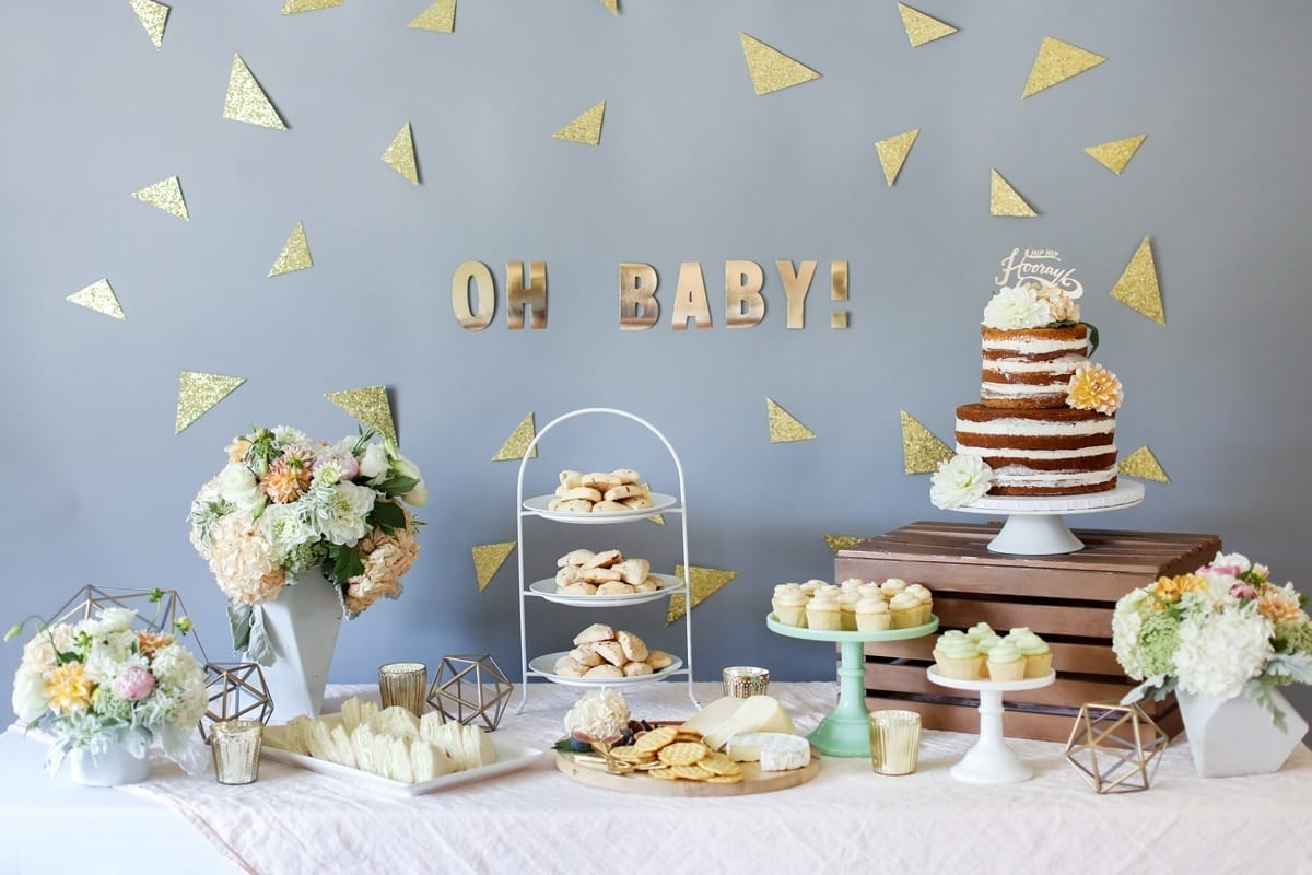 In Office Baby Shower Ideas