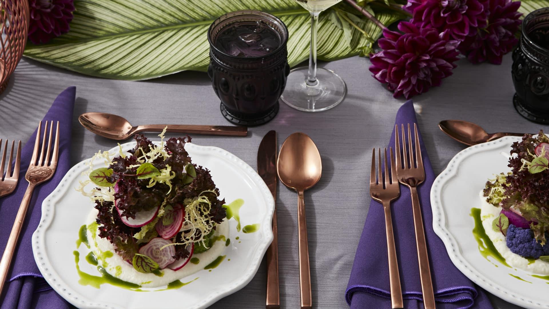 Appetizer, Seasonal Brassicas