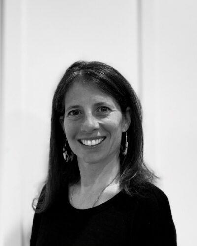 Lauren McGeough Headshot, Black & White