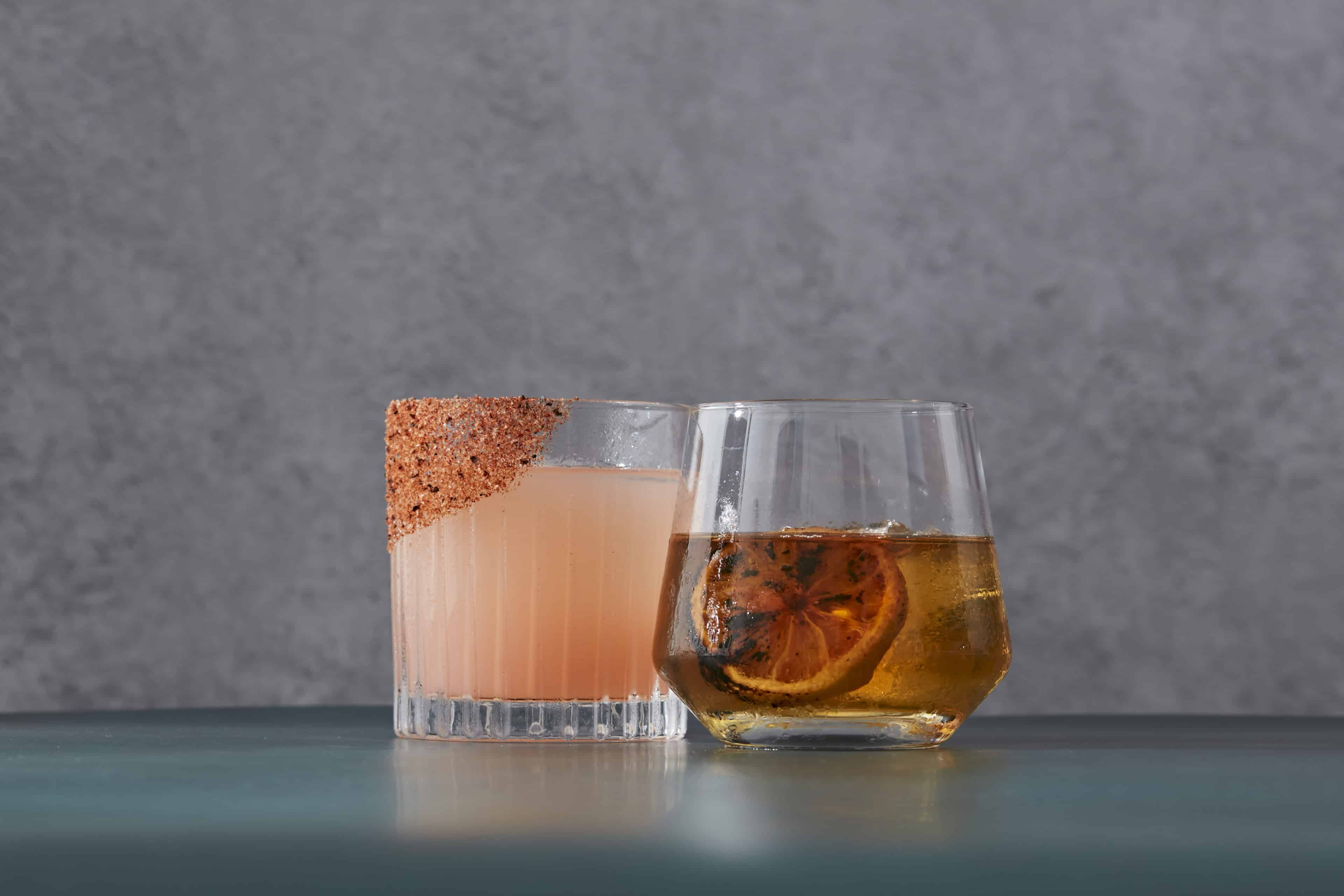 Specialty Cocktails - Old Fashioned, Paloma Margarita